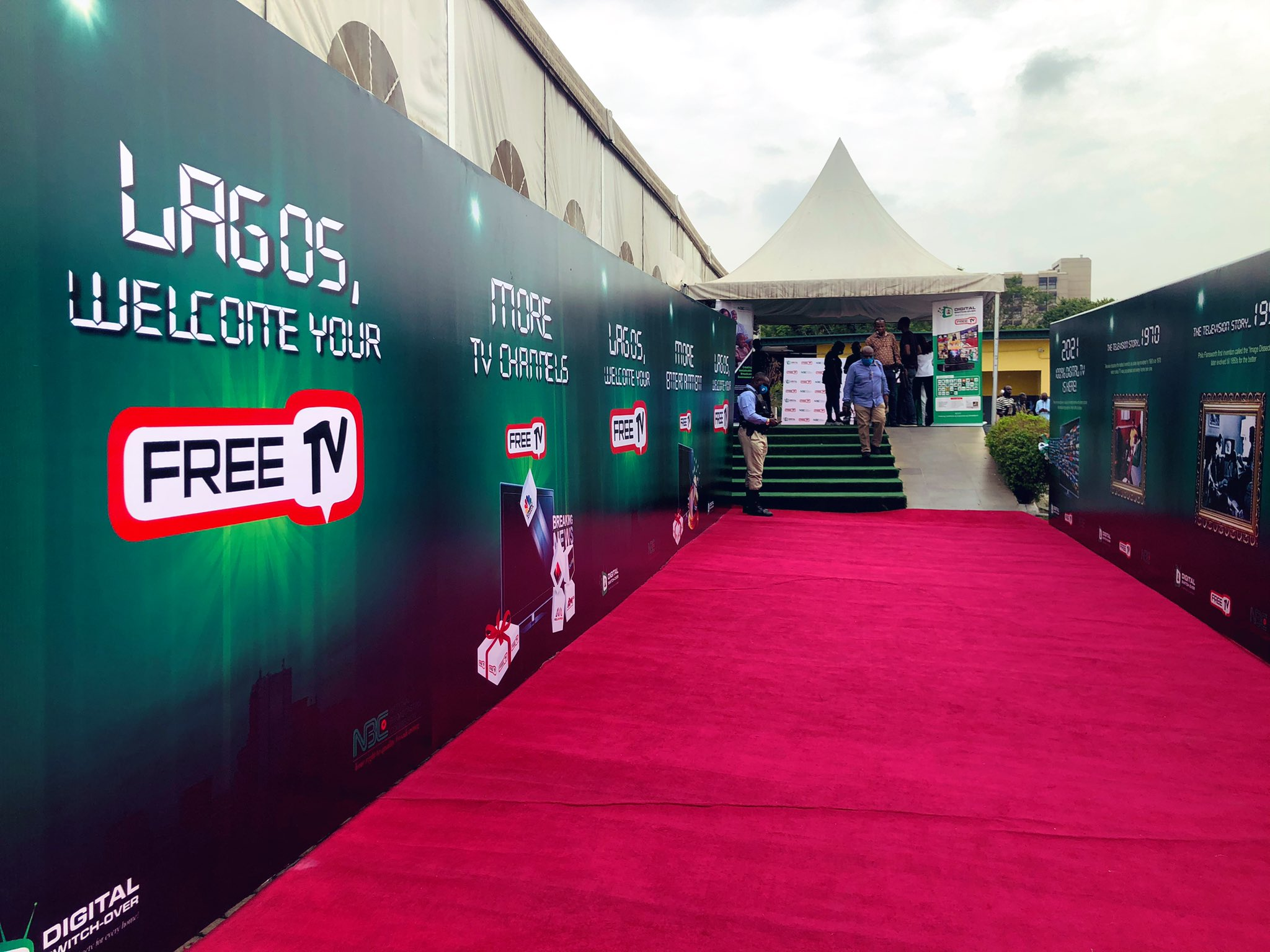 Lagos City Goes Live With Digital Terrestrial TV, SiliconNigeria
