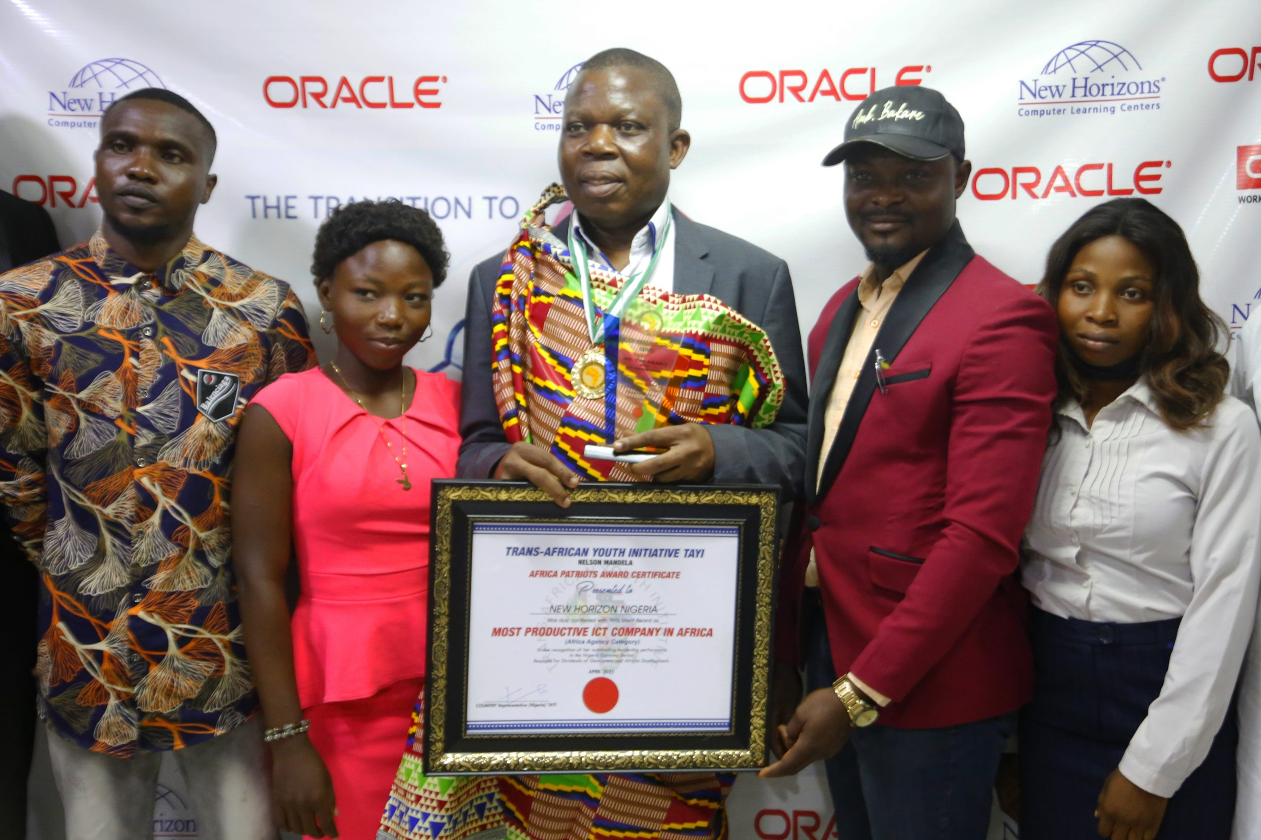 Trans-African Youth Initiative Honours Tim Akano and New Horizons With Awards, SiliconNigeria