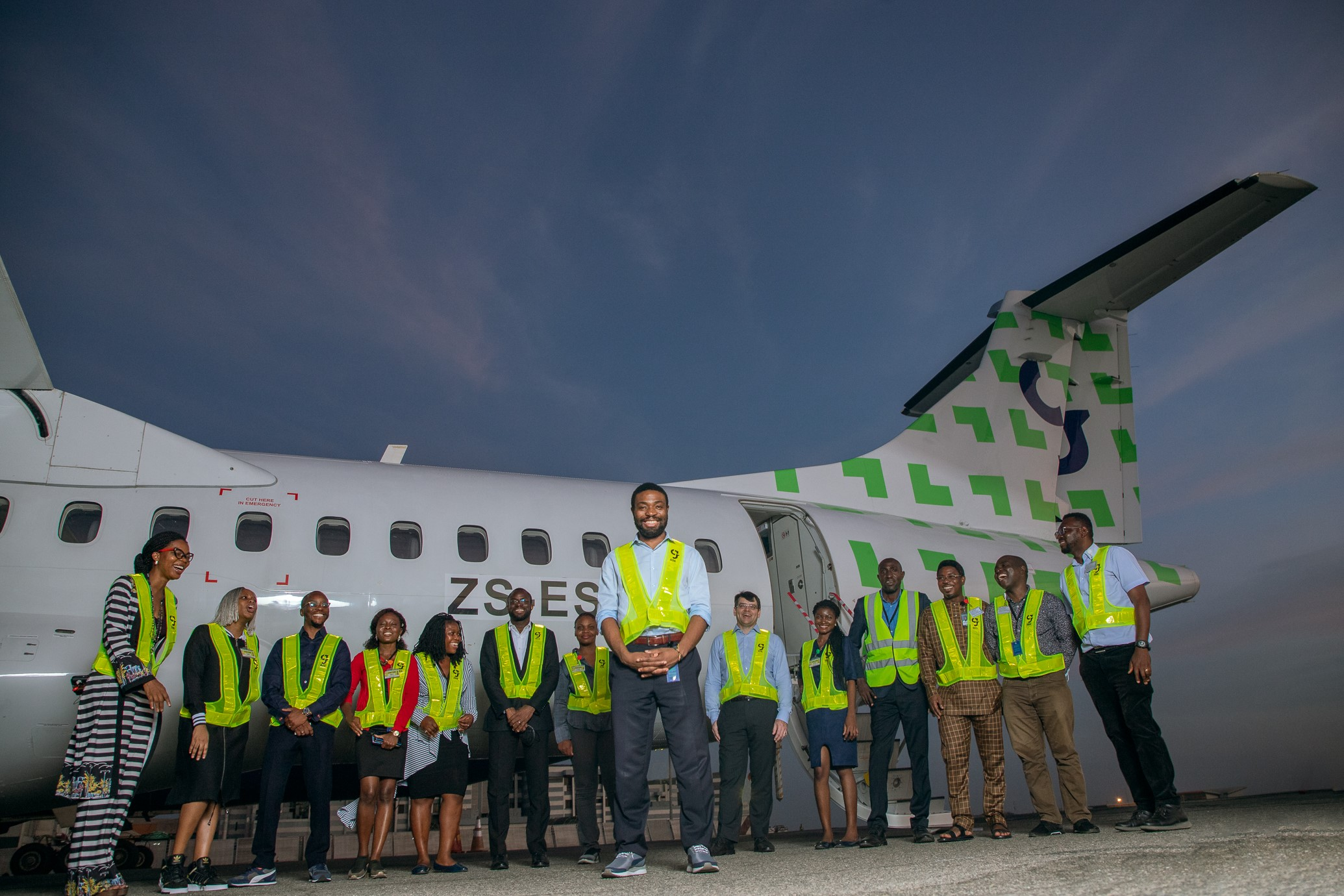 Green Africa's Website Opens with Fares as low as N16500, SiliconNigeria