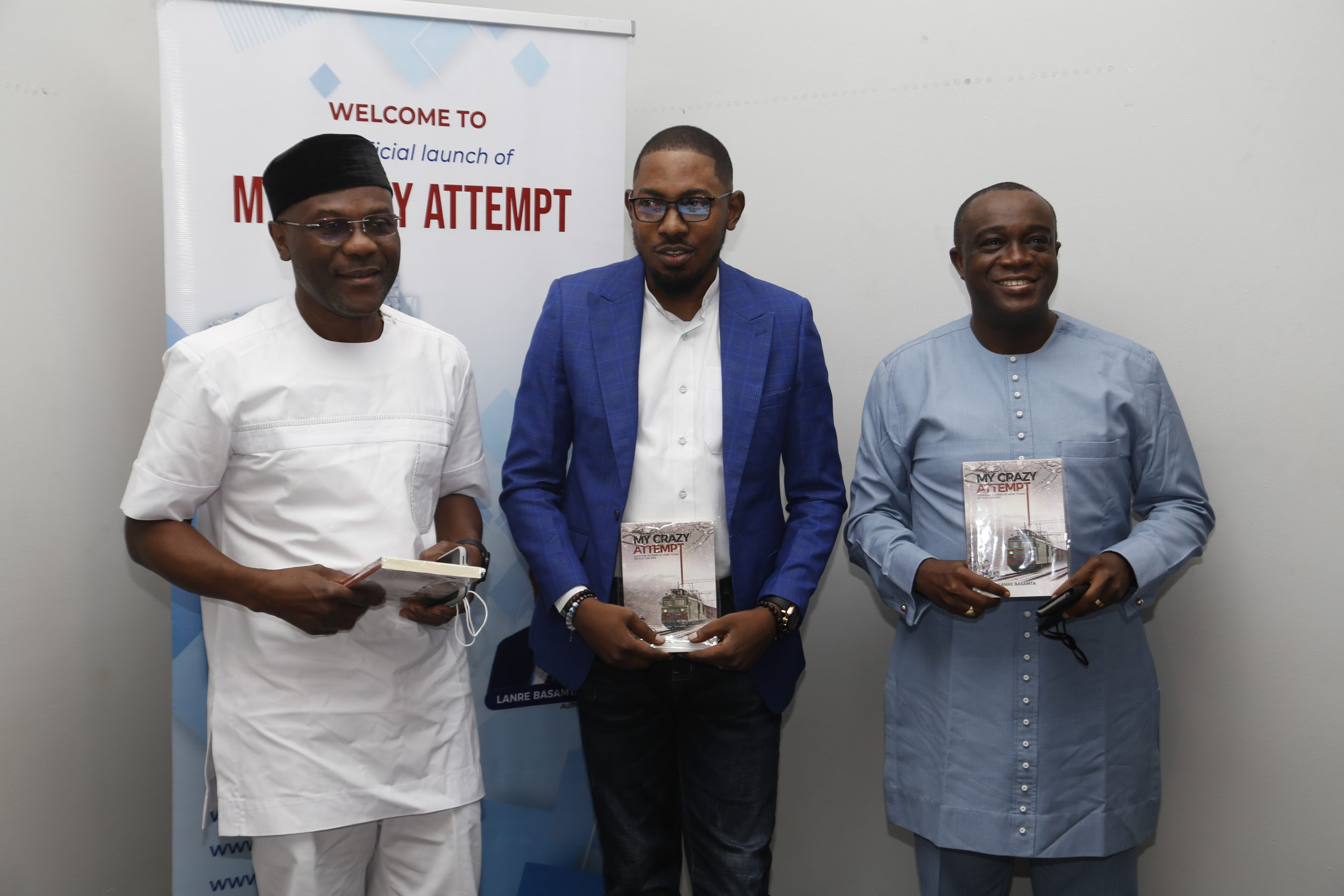 'My Crazy Attempt' Will Provide Practical Life Lessons for Young Nigerians Says Obaro, SiliconNigeria