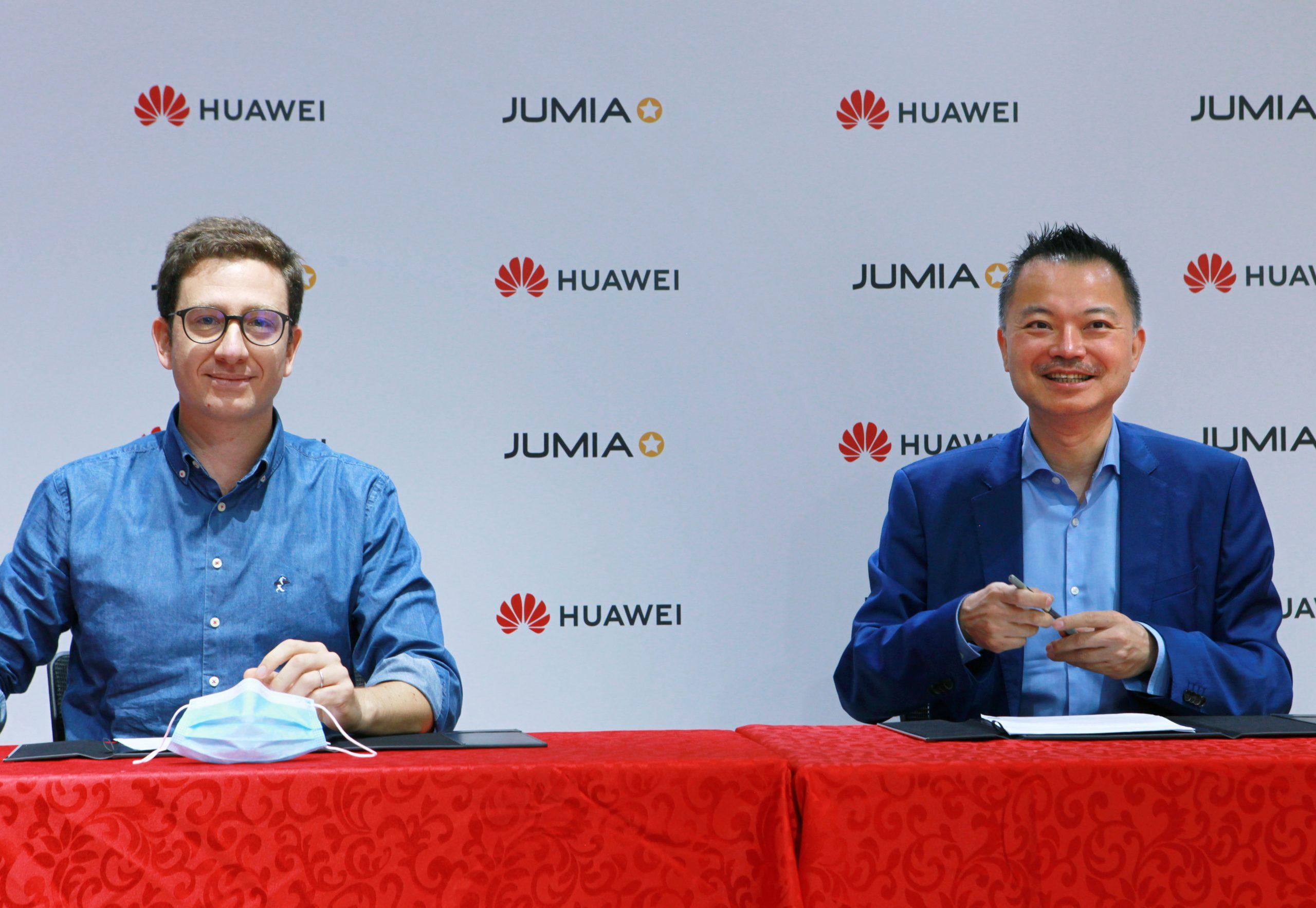 Huawei Integrates Petal Search Link on Jumia Platform, SiliconNigeria