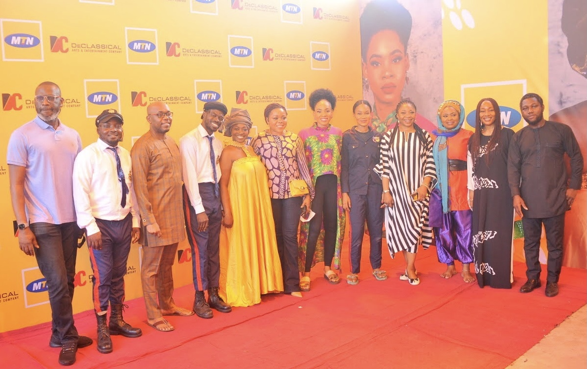 Ayo Ajayi MTN Foundation Celebrate Nigeria's Icons and Promote Youth Empowerment in OMG the Musical, SiliconNigeria