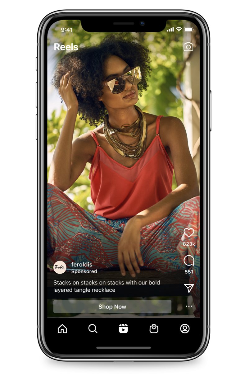 Facebook Launches Reels Ads on Instagram Across SSA, SiliconNigeria